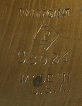 Pairpoint Made In U.S.A. Mark