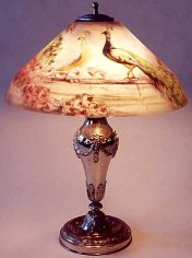 value of a pairpoint lamp antique pairpoint lamps. Black Bedroom Furniture Sets. Home Design Ideas