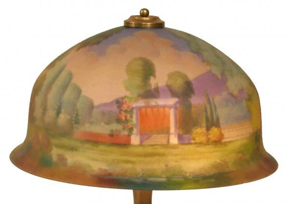 Pairpoint Lamp Berkley Shade Value
