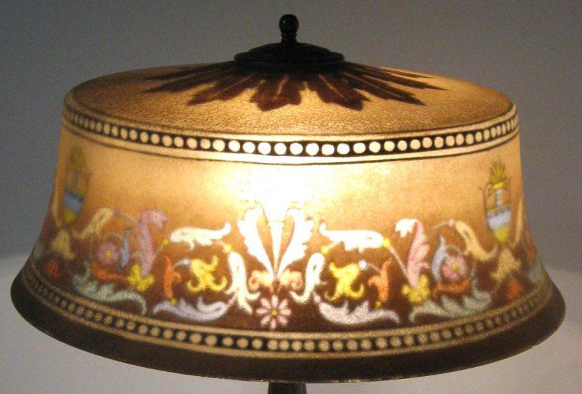 Pairpoint Lamp Bombay Shade Value