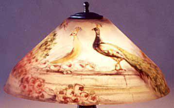 Pairpoint Lamp Carlisle Shade Value