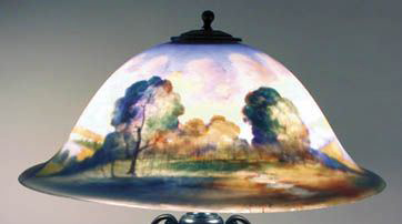 Pairpoint Lamp Copley Shade Value