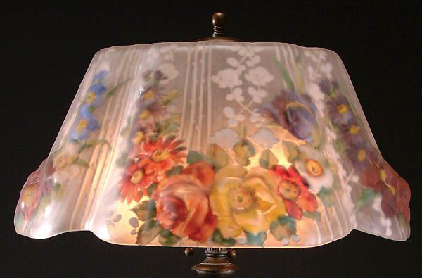 Pairpoint Lamp Marlborough Shade Value