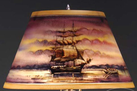 Pairpoint Lamp Seville Shade Value